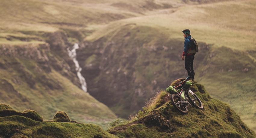 Bikepacking : aller plus vite, aller partout à vélo