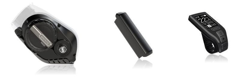 Moteur, batterie et console Bafang M600 2020