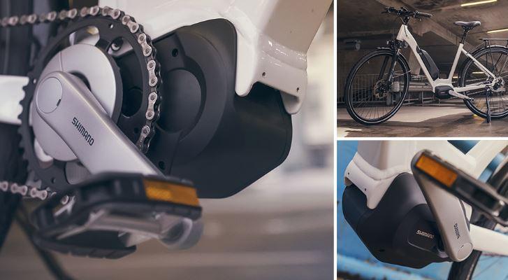 Moteurs vélo électrique Shimano Steps 2020