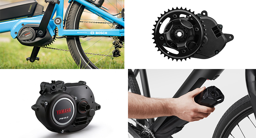Motorisations vélos électriques 2021: une année de continuité