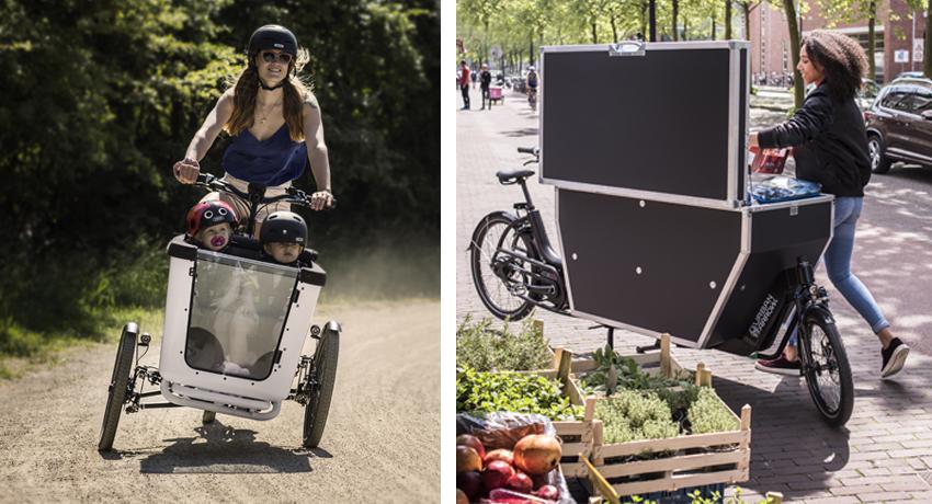 Les différentes subventions pour l'achat d'un cargobike