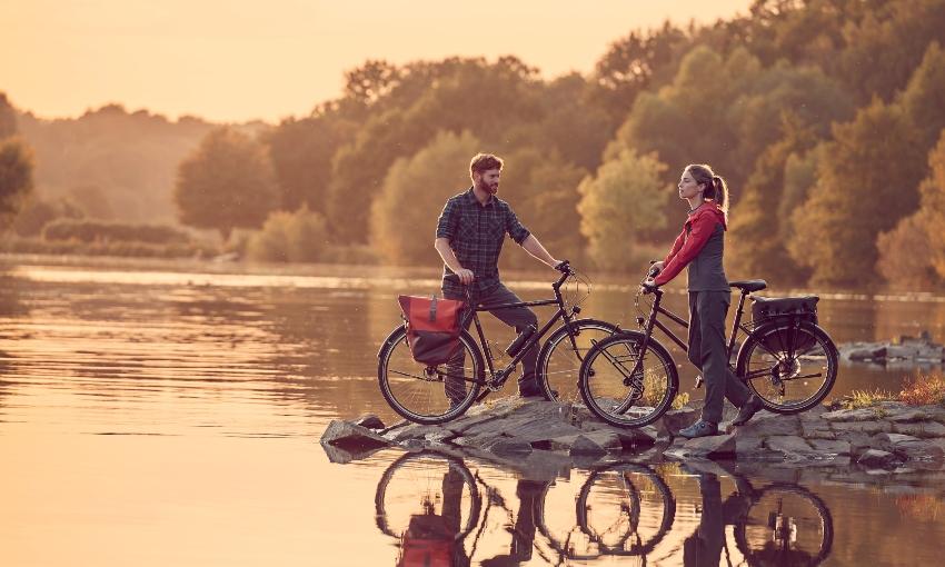 Steel loving you ! Vélo cadre acier : pour le voyage et le vélotaf