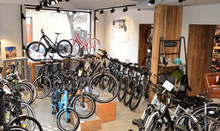 Magasin de vélos Hauts de Seine franchise Cyclable