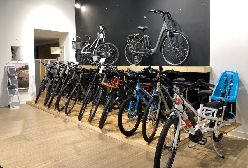 Vélos électriques et vélos cargo Cyclable Bordeaux