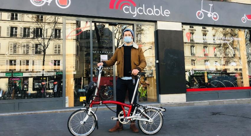 Covid-19 : nous soutenons les soignants avec les « Ateliers vélo de garde »