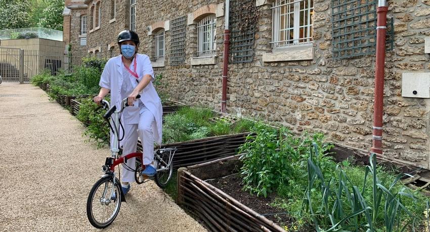 Covid-19: découvrir le vélo comme mode de déplacement pendant le confinement