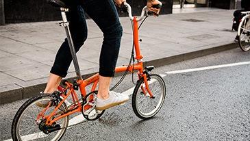 Vélo pliant : découvrez son utilisation au quotidien !