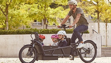Comment choisir votre vélo cargo?