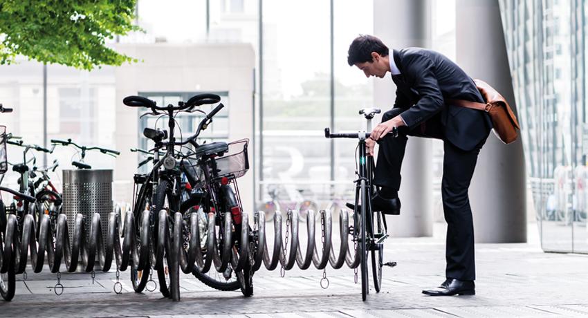 Vélo de fonction: la solutionmobilitépour les entreprises face à la criseCovid