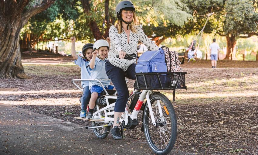 Vélo cargo familial: quels accessoires choisir?