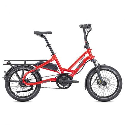 Comparatif vélo cargo Tern HSD S8i