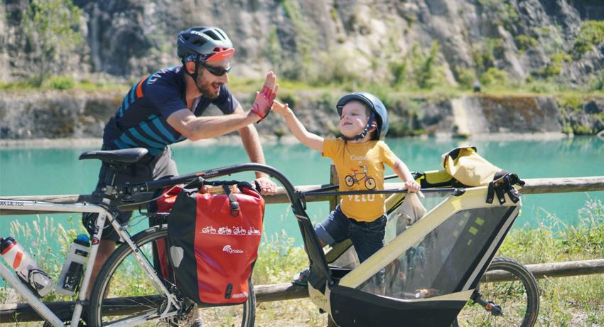 12 itinéraires pour oser les vacances en France à vélo cet été