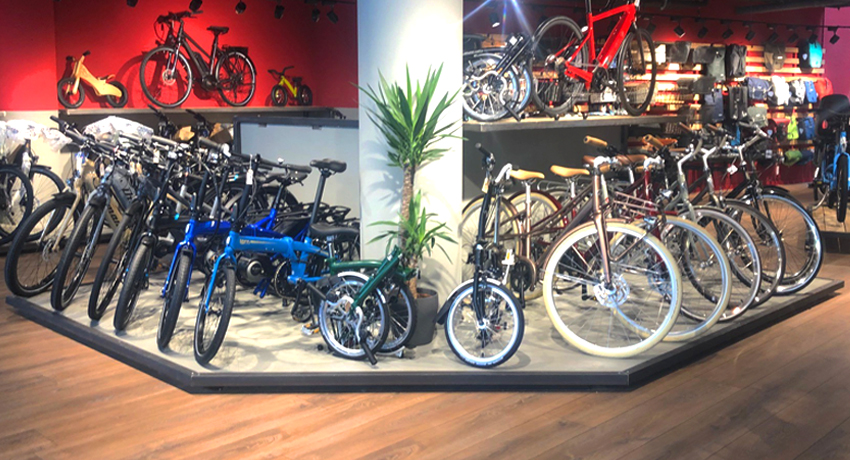 Nyon: un nouveau magasin Cyclable en Suisse