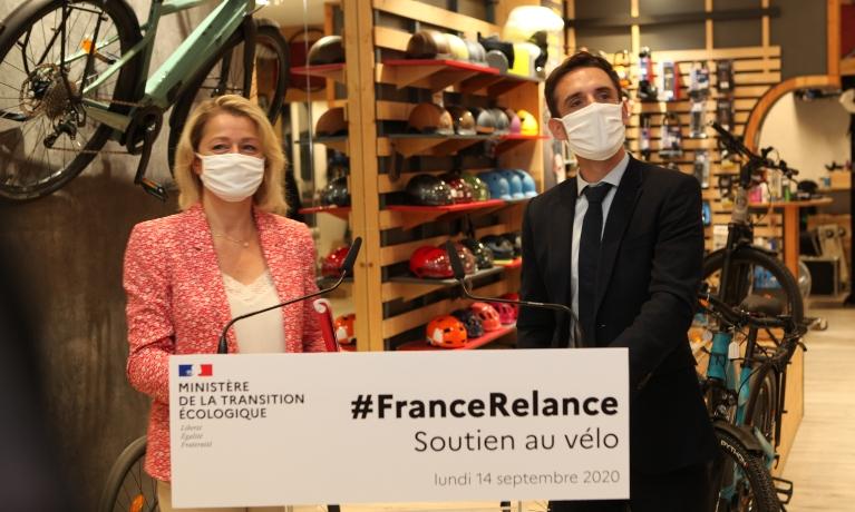 200 millions de soutien au vélo : une annonce gouvernementale à Cyclable Paris 17