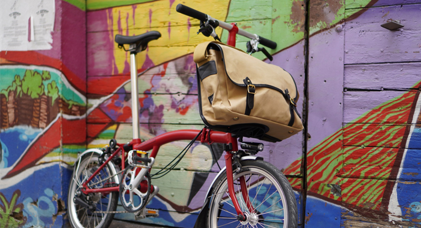 Élégants et fonctionnels, zoom sur les nouveaux bagages Brompton