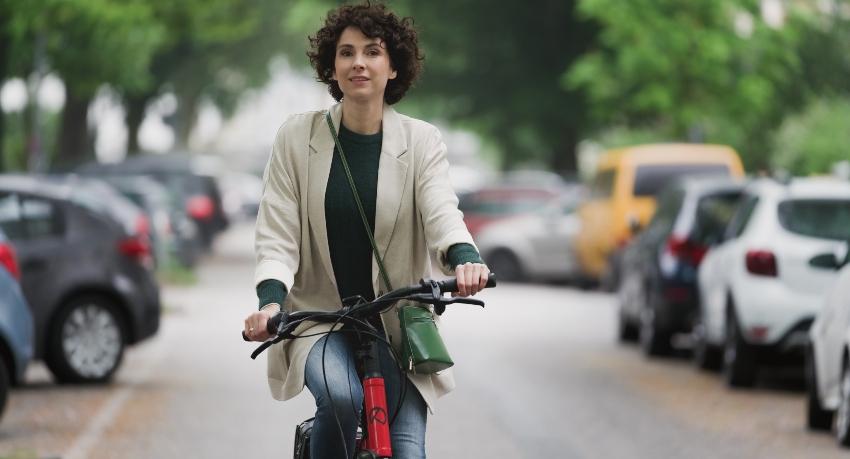 10 raisons d'aller au travail à vélo