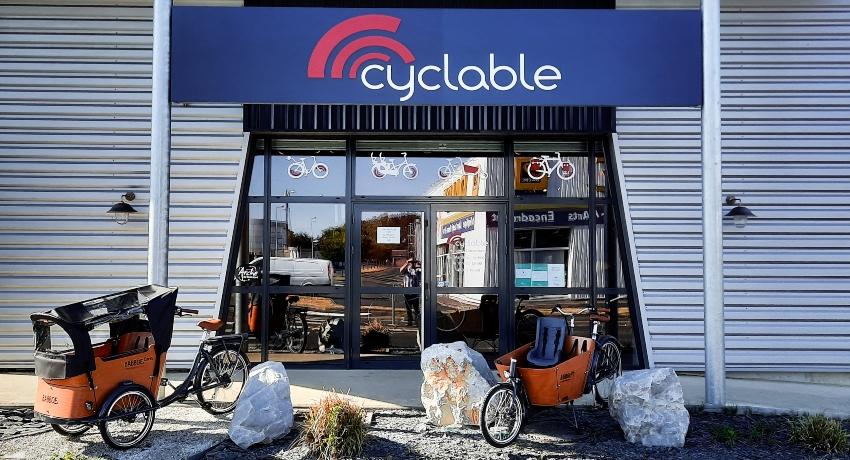 Tours : un nouveau magasin Cyclable pour mieux répondre à la demande des cyclistes