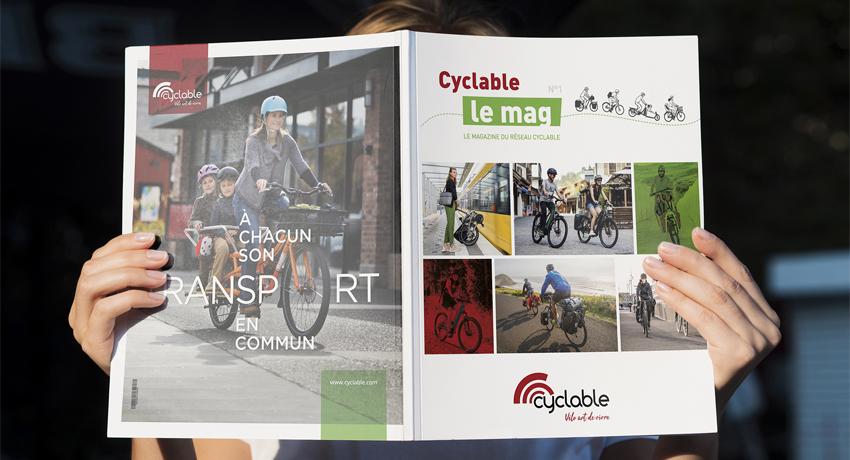 Le Mag : un nouveau magazine dans l'esprit Cyclable