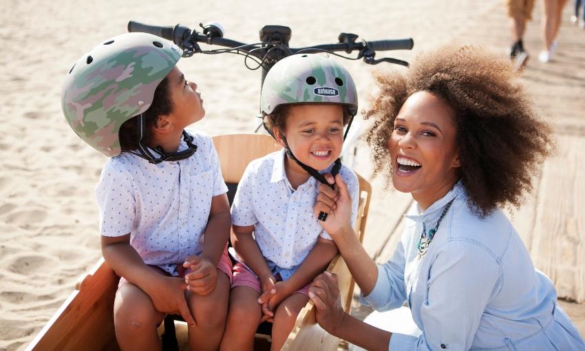 10 raisons de se mettre au vélo cargo