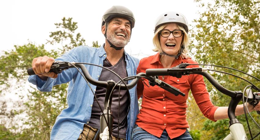 Le vélo un allié pour les seniors, la preuve en 10 raisons