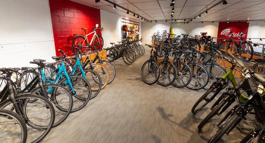 Gammes de vélos Cyclable Le Plessis Bouchard