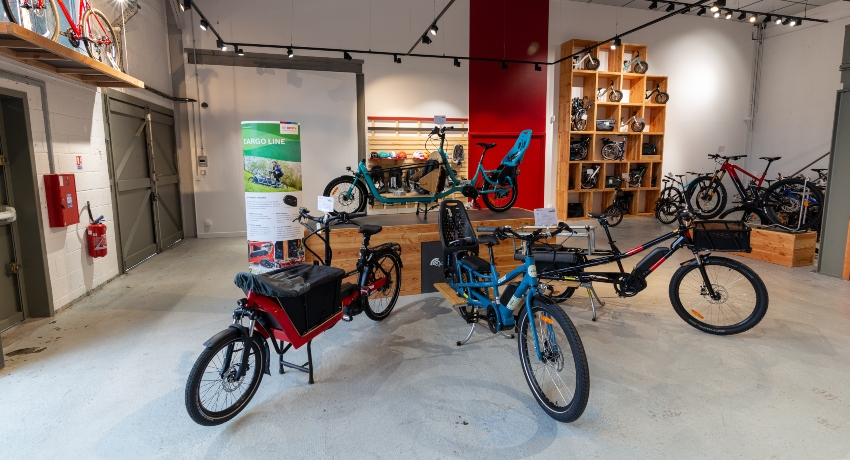Gamme de vélos cargos Cyclable Le Plessis Bouchard