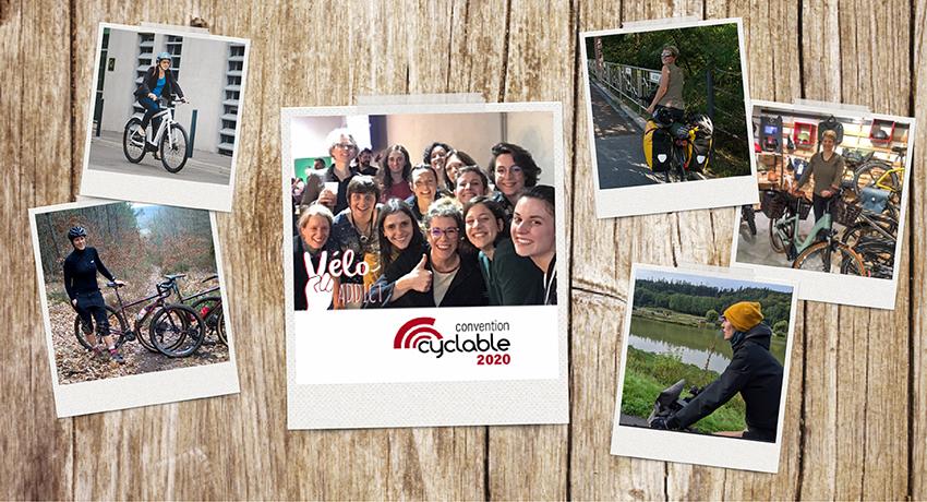 Vélo au féminin : les collaboratrices de Cyclable témoignent