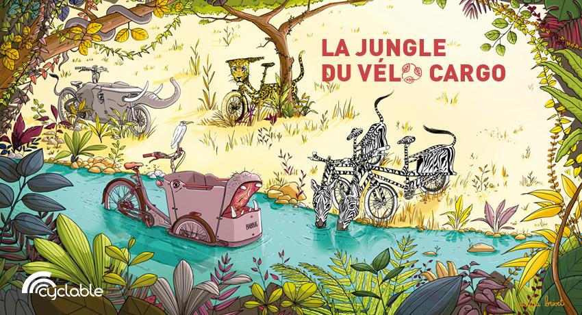 La «jungle» du vélo cargo : comment faire le meilleur choix ?