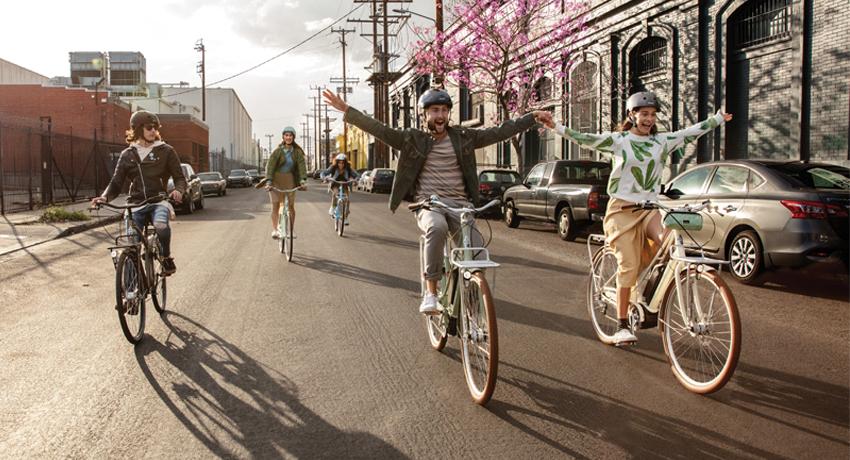 Forfait mobilités durables: le vélotaf indemnisé jusqu'à 500 €