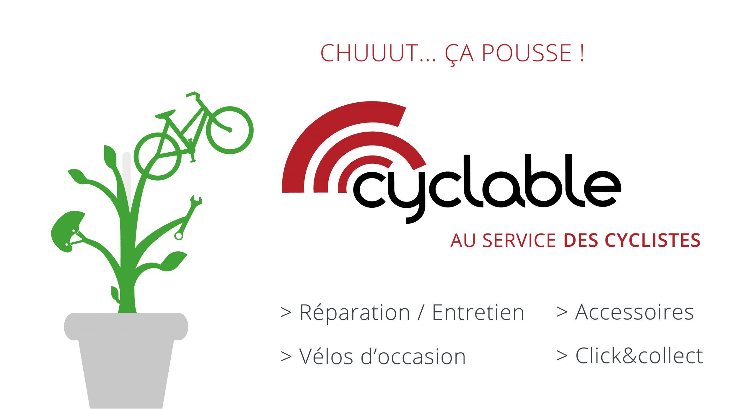 Cyclable Services: être aux côtés de chaque cycliste