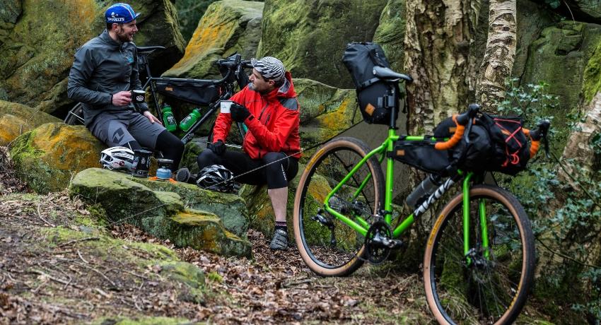 Bikepacking: la longue histoire du cyclotourisme 2.0