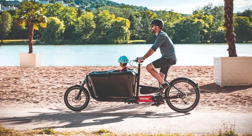 Douze Cycles, un fabricant de vélos cargo français