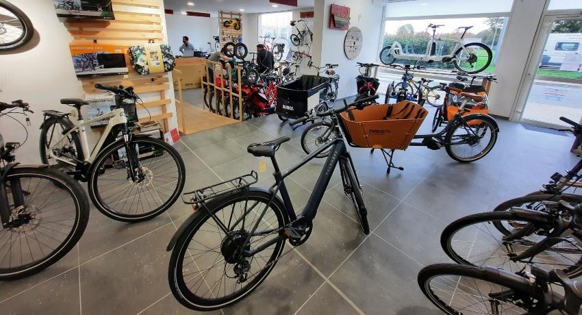 Cyclable Rochefort, un magasin de vélos à votre service
