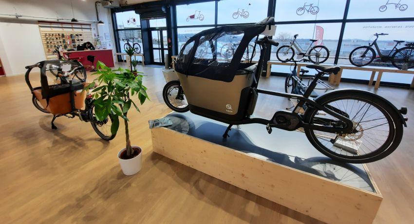 Vélos cargo Cyclable Besançon
