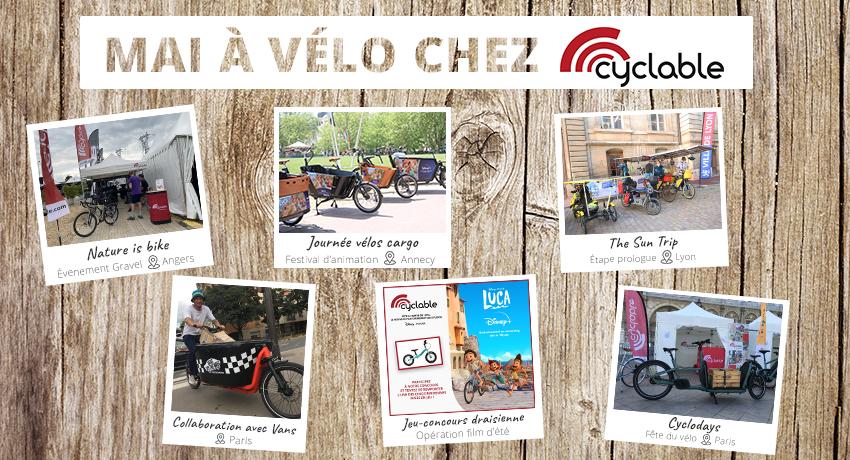 Le «Mai à vélo» de Cyclable