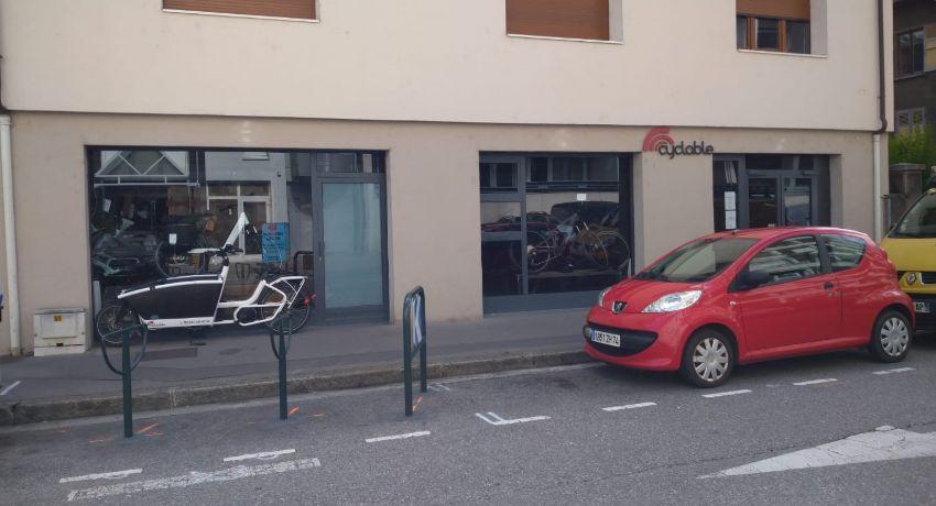 Atelier de réparation vélo Cyclable Annecy